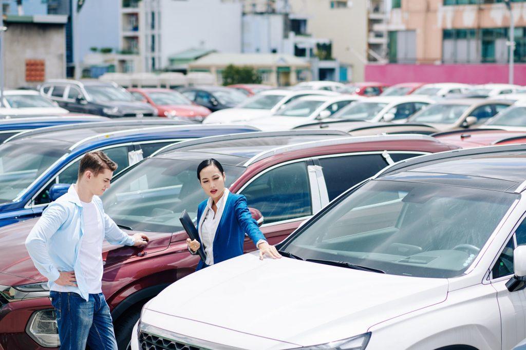 Choosing new car